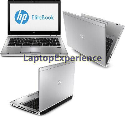HP LAPTOP ELITEBOOK INTEL i5 16GB 1TB 512GB SSD HD DVD WINDOWS 10 WiFi NOTEBOOK 6