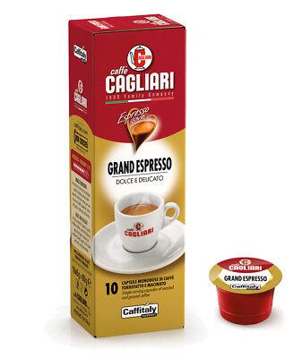 100 capsule caffè CAFFITALY CORPOSO INTENSO CREMOSO CREM GRAND ESPRESSO ITALIANO 4