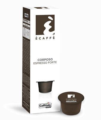 100 capsule caffè CAFFITALY CORPOSO INTENSO CREMOSO CREM GRAND ESPRESSO ITALIANO 5