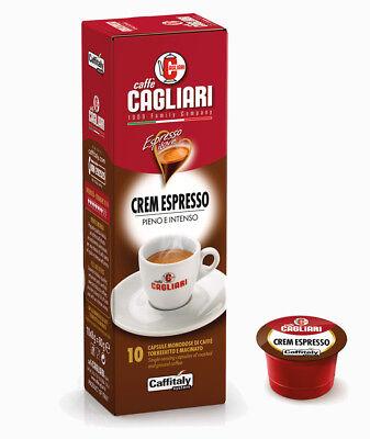 100 capsule caffè CAFFITALY CORPOSO INTENSO CREMOSO CREM GRAND ESPRESSO ITALIANO 3