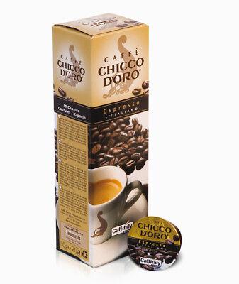 100 capsule caffè CAFFITALY CORPOSO INTENSO CREMOSO CREM GRAND ESPRESSO ITALIANO 6