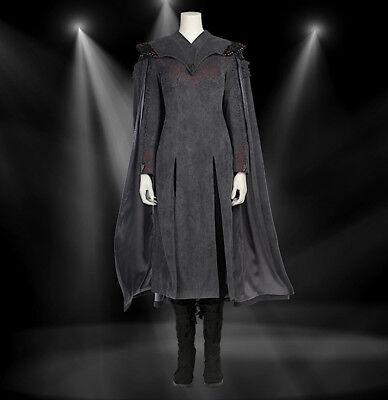 Trono Spade 7 Vestito Carnevale Donna Daenerys Woman Cosplay Costume GTH005 2