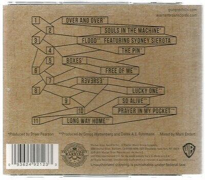 Boxes * by Goo Goo Dolls (CD, May-2016, Warner Bros.) Original Signed