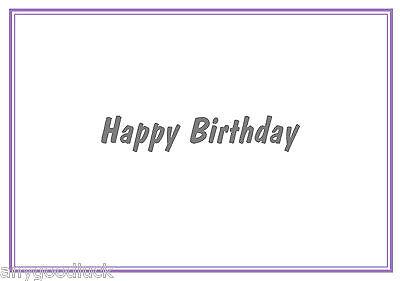 1 Sur 2 Coarse Fisherman Anglers Rude Funny Joke Happy Birthday Card Free Post 1St Class