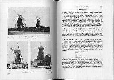 Watermills and Windmills Mühlengeschichte Mühlen Müller Windmühlen W. C. Finch 11