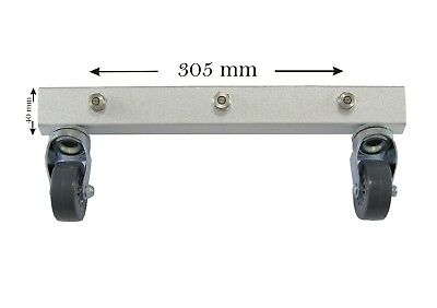 "Karcher HD Compatible Jet Wash 3 Nozzle Water/Broom Attachment 12"" Size 06 3"