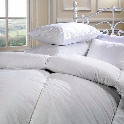 Extra Thick /& Energy Efficient Premium 16.5 tog Winter Warm Duvet Quilt