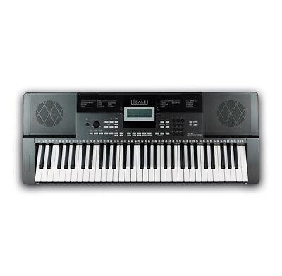 Beale AK140 Portable Keyboard 61 Touch Response Keys - Adapter - 3 Year Warranty 2