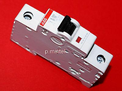 ABB FI F204A-40/0,03 + 8x ABB Sicherungsautomat S201-B16 + 1x FTG Sammelschiene
