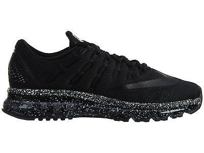 official photos 9a213 30d0e ... NEW Nike Air Max 2016 Premium Men s 810885-010 OREO Black Running Shoes  2