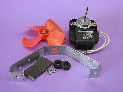 1441198 Genuine Westinghouse, Kelvinator FRIDGE Evaporator Fan Motor Kit Part
