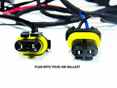 HID RELAY WIRING Harness Xenon Kit 9004 9006 9005 H11 H9 H7 H4 H13 on h4 wiring adapters, h4 wiring lamp, h4 wiring with diode, 12vdc relay wiring, h4 bulb wiring, h4 led wiring,