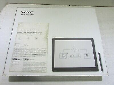 Wacom Sketchpad Pro Graphic Pen Drawing Tablet Similar Intuous Genuine Leather 3
