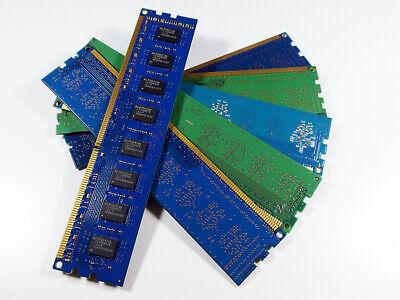 2GB 4GB 8GB RAM Speicher DDR3 PC3-10600U 1333 MHz Arbeitsspeicher Samsung Nanya 2