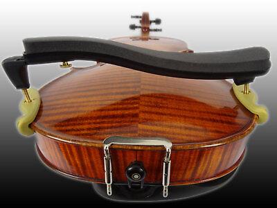 2 stücke 3//4 /& 4//4 Violine Zubehör Kinnstütze Kupfer Schrauben für