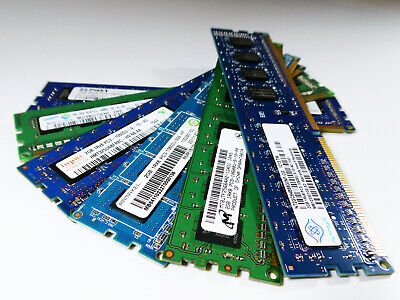 2GB 4GB 8GB RAM Speicher DDR3 PC3-10600U 1333 MHz Arbeitsspeicher Samsung Nanya 3
