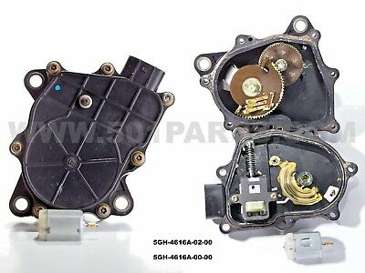 FRONT DIFFERENTIAL ACTUATOR FITS YAMAHA 5GH-4616A-00-00 4WV-4616A-00-00