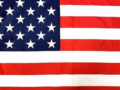 3x5 ft US American Flag Heavy Duty Nylon Print Stars Sewn Stripes Grommets 7