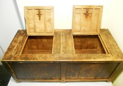 Antique Chinese Coffee Table/Treasure Trunk (2858), Circa 1800-1849 8