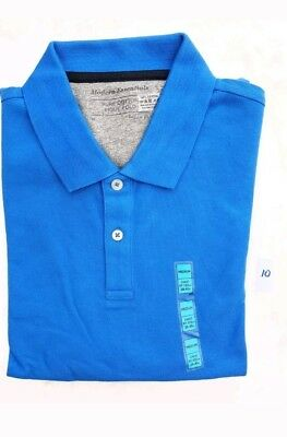 Mens Polo Shirt EX M&S Casual Polo Shirt Regular Fit Size S - 3XL RRP £15 10