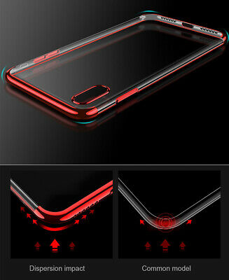 Case For iPhone 8 7 6s Plus XR XS MAX X Cover 360 Hybrid Shockproof Silicone GEL 11