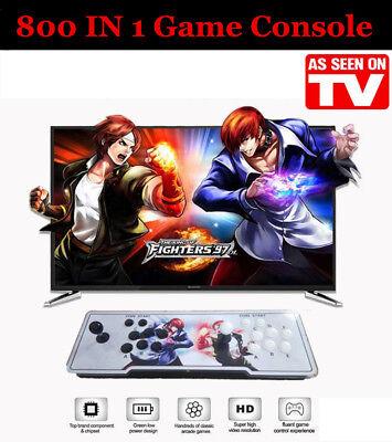 New 2019 3D Pandora Box Video Games in 1 Home Arcade Console Gamepad 1080 HDMI E 2