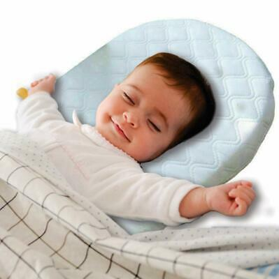 Baby Wedge Pillow Anti Reflux Colic Cushion For Pram Crib Cot Bed Flat Head Foam 4