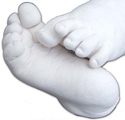 BABY HAND & FOOT CASTING KIT- 100% Safe. TGA REGISTERED 3