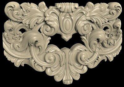 3D STL Models # THE TEACHER YODA # for CNC Aspire Artcam 3D Printer 3D MAX