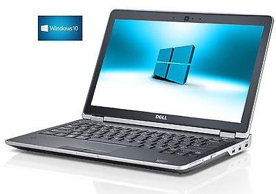LAPTOP DELL E6430 CORE i5   2,900 GHz GB  14,1   320GB HDD WIFI BT  WIN 10 2
