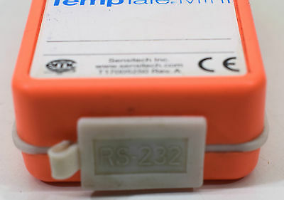 Sensitech temptale mini USB temperature recorder