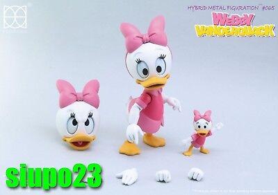 Herocross ~ HMF #308 Disney Huey Louie /& Dewey DONALD DUCK Figura 3pcs