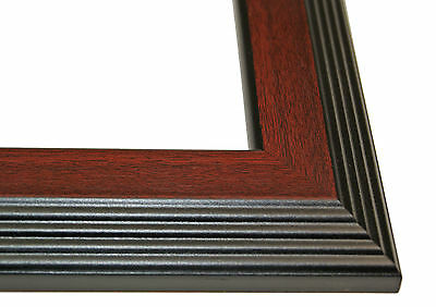 3 opening 5x7 frame picture frame of creativepf opening multi 5x7 mahogany picture frame 10x20 black collage mat creativepf opening