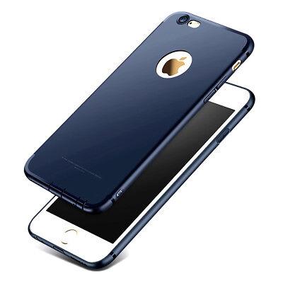 Coque Antichoc Silicone Protection Pour Iphone 6 7 8 Plus Se 5S Xr X Xs Max 7