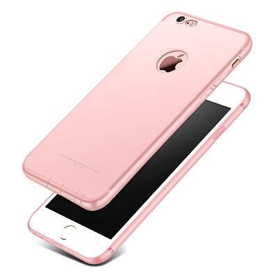 Coque Antichoc Silicone Protection Pour Iphone 6 7 8 Plus Se 5S Xr X Xs Max 8
