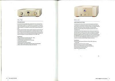 Marantz - Catalogo Hi Fi  2004 - 2005  Español   Original Catalog 3