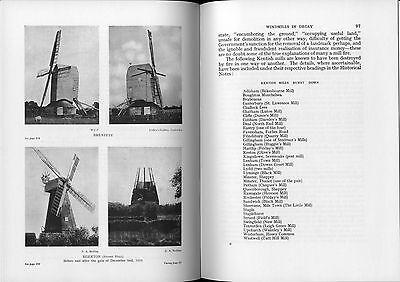 Watermills and Windmills Mühlengeschichte Mühlen Müller Windmühlen W. C. Finch 5