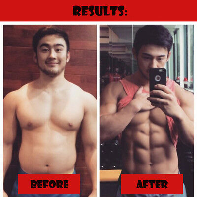 Aichun Eight Pack For Men Cream Strong Waist Torso Smooth Lines Press Belly 170g 2