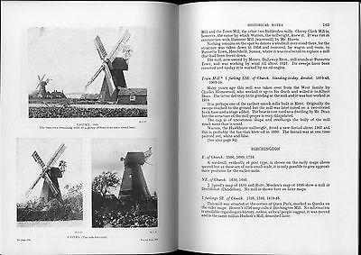 Watermills and Windmills Mühlengeschichte Mühlen Müller Windmühlen W. C. Finch 10