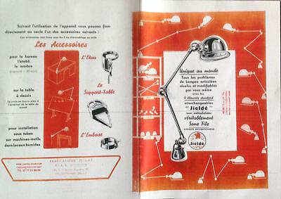 Socle pour lampe ou liseuse JIELDE Diamètre 240mm 3,1Kilos 4