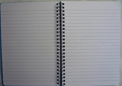 2019-2020 A5 Day A Page Academic Diary Twin Wiro Note book Tallon 3883 FLOWERS