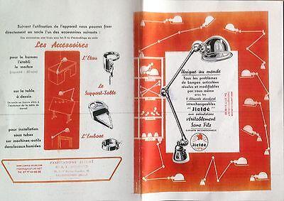 Rondelle de glissement + contact onduflex COPPER CONTACTS lampe JIELDE + notice 3