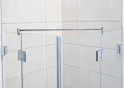 Duschkabine Glaswand Stabilisator Haltestange Duschabtrennung Dusche Edelstahl