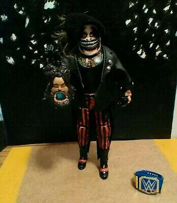 The Fiend Bray Wyatt Head For WWE Mattel Action Figure Custom Painted NXT AEW