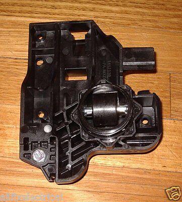 Westinghouse, Kelvinator Fridge RH Front Bracket w Adjustable Roller # 1458179 9