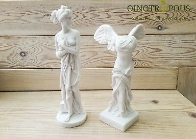 Set of Persephone /Kore and Nike of Samothrace -Queen, Goddess 2