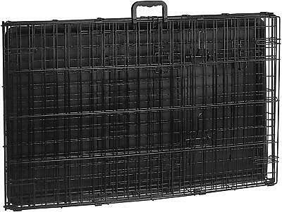 Dog Cage Puppy Pet Crate Carrier - Small Medium Large S M L XL XXL Metal 4