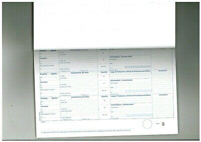 5 FLEX 165810300 BLOCCO FORMULARIO IDENTIFICAZIONE RIFIUTI 4 COPIE