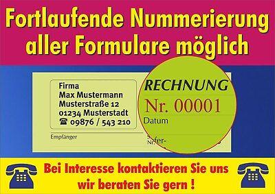 3x QUITTUNGSBLOCK f. Kleinunternehmer a 100 BLATT,QUITTUNGEN,Quittungsblöcke,NEU