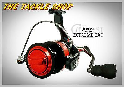 14ft 12kg GRAPHITE SURF COMBO- CATALYST EXT8000 10BB REEL + MELALUKA OCTANE ROD